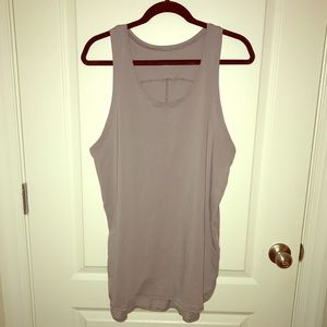 Lululemon Side Slit Tank